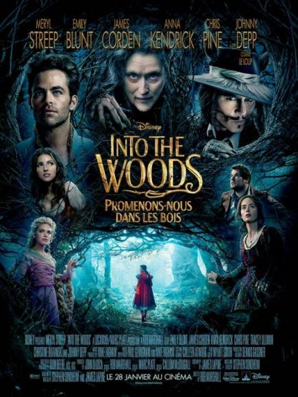 Into The Woods at Ahmanson Theatre