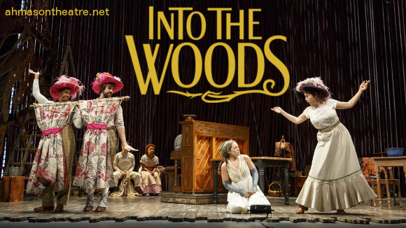 into the woods broadway tickets