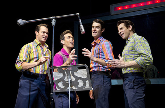 jersey boys musical tickets