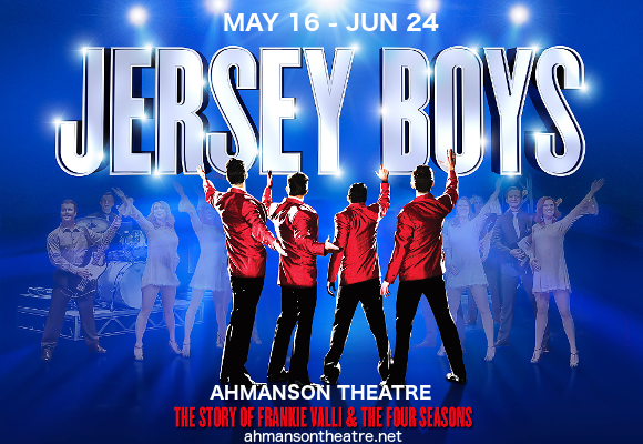 jersey boys musical ahmason theatre
