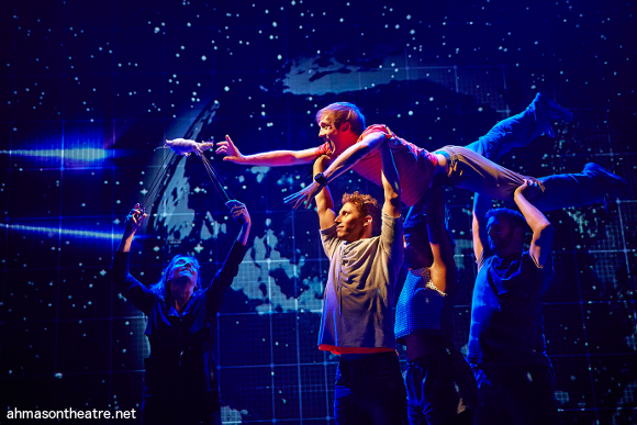 the curious incident of the dog in the nighttime ahmason theatre