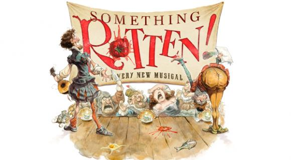 Something Rotten at Ahmanson Theatre