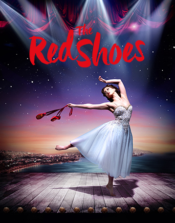 Theatre Royal Red Shoes Ticket