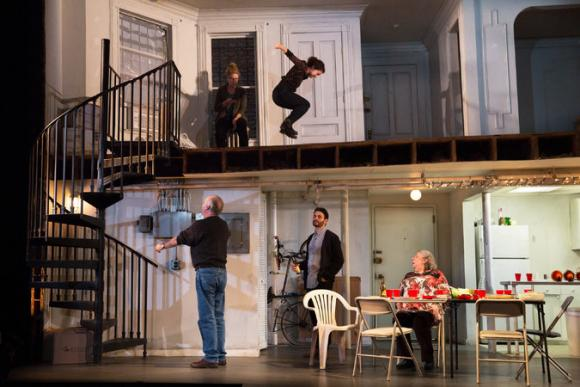 The Humans at Ahmanson Theatre