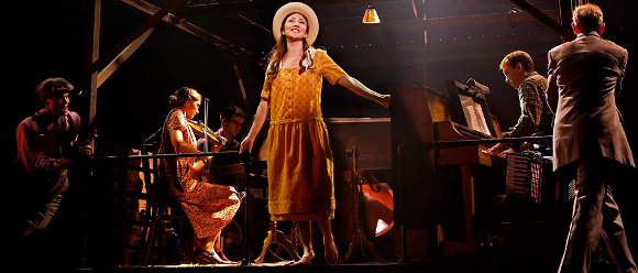 bright star musical ahmanson theatre tickets