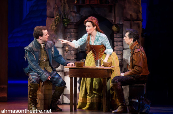something rotten musical ahmason theatre tickets