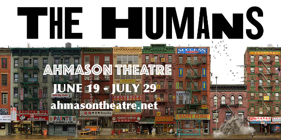 the humans ahmason theatre