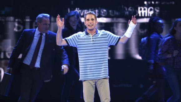 Dear Evan Hansen at Ahmanson Theatre
