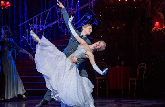 Matthew Bourne's Cinderella at Ahmanson Theatre