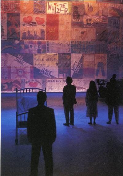 Falsettos at Ahmanson Theatre
