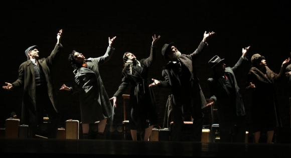 Indecent at Ahmanson Theatre