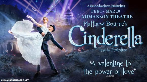 cinderella broadway musical ahmanson theatre