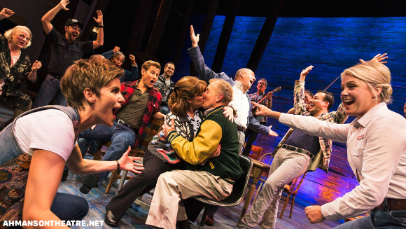 come from away musical ahamanson theatre get tickets