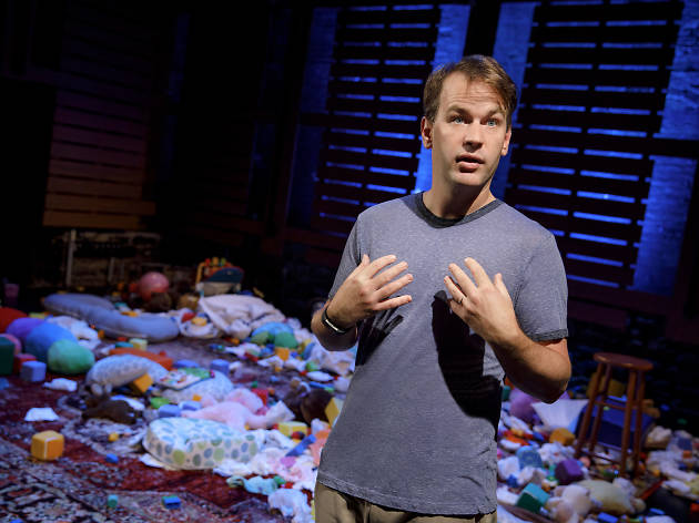 Mike Birbiglia's The New One at Ahmanson Theatre