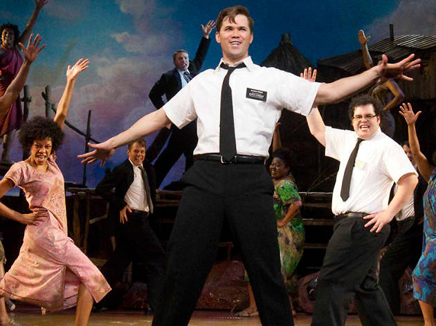 The Book Of Mormon at Ahmanson Theatre