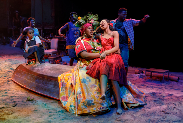 Once On This Island at Ahmanson Theatre