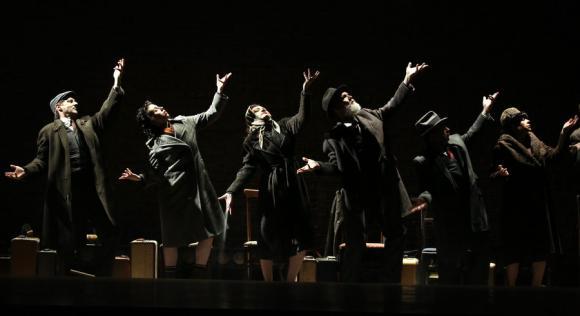 Indecent at Ahmanson Theatre