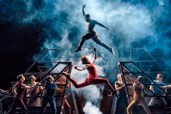 Diavolo Dance Theater: Architecture In Motion at Ahmanson Theatre