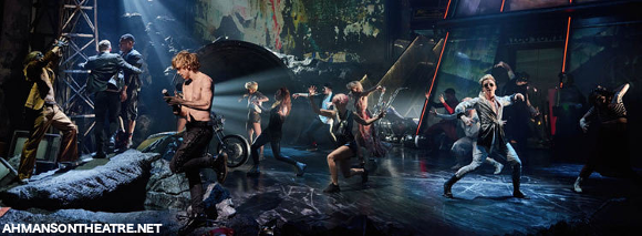 bat out of hell ahmanson theater buy tickets