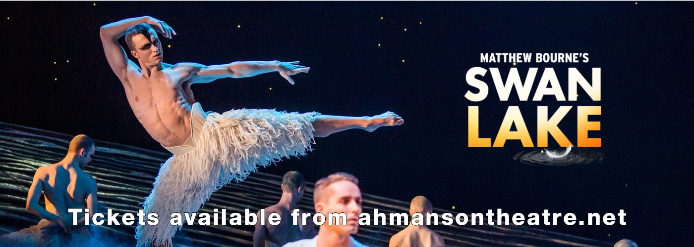 Mathew Bourne swan lake tickets